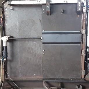 Watertight sliding doors for Ocean Group, Taiwan